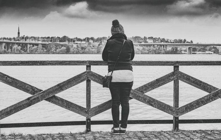 Άγχος και μελαγχολία λογικός άνθρωπος