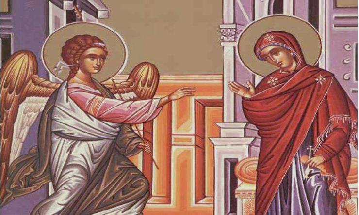 Ευαγγελισμού της Θεοτόκου Υμηττού