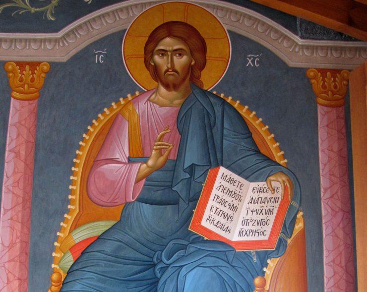 Η ώρα της μεγάλης Θυσίας Γιατί ο Υιός του Θεού ήλθε στη γη