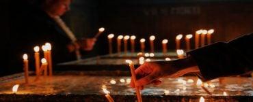 Κεριά, Προσευχή ευγενικοί Εσπερινός Συγχωρήσεως στην Κομοτηνή