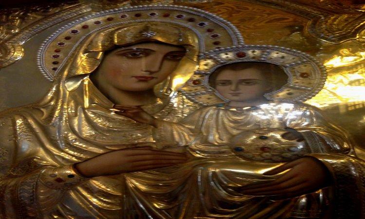 Προσευχή στην Παναγία για απόκτηση παιδιού