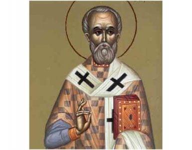 Άγιος Συμεών επίσκοπος Περσίας και οι μαρτυρήσαντες μαζί μ' αυτόν