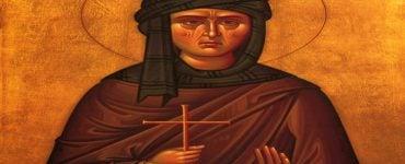 Οσία Μαρία η Αιγυπτία Παρακλητικός Κανών Οσίας Μαρίας Αιγύπτιας