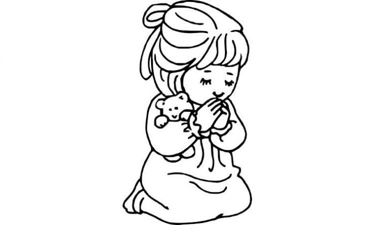 προσευχούλα για παιδιά