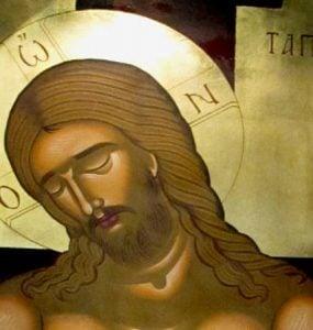Θάνατος του Χριστού Κύριε με τα πάθη Σου