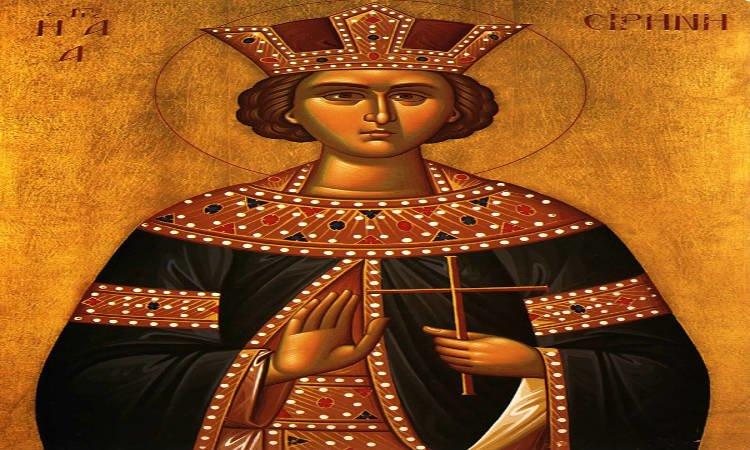 Αγία Ειρήνη η Μεγαλομάρτυς Εορτή Αγίας Ειρήνης της Μεγαλομάρτυρος