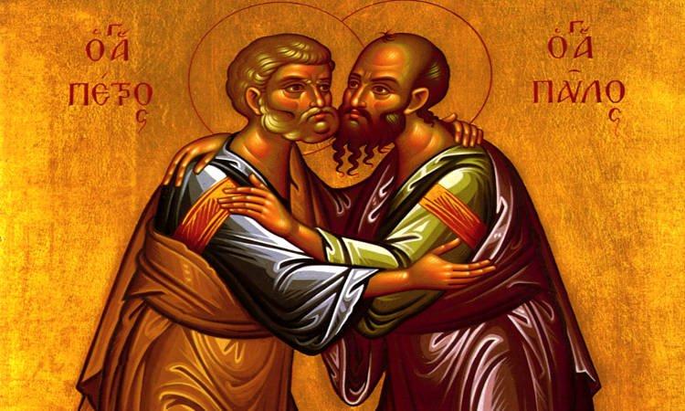 Άγιοι Απόστολοι Πέτρος και Παύλος οι Πρωτοκορυφαίοι