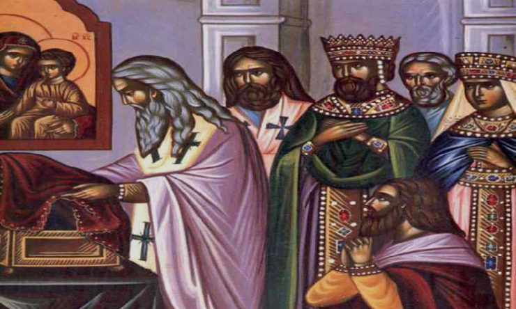 Κατάθεσις της Τιμίας Εσθήτος της Θεοτόκου