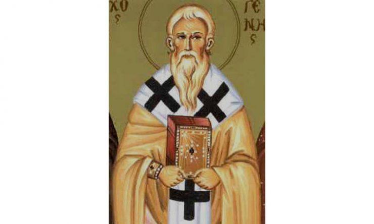 Άγιος Αθηνογένης επίσκοπος Πηδαχθόης