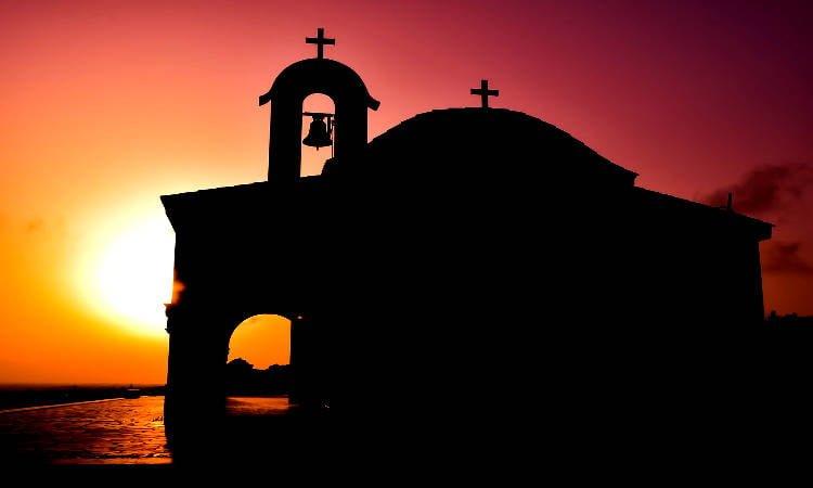 εμπιστοσύνη στο Θεό Αγίου Νικόδημου του Αγιορείτου