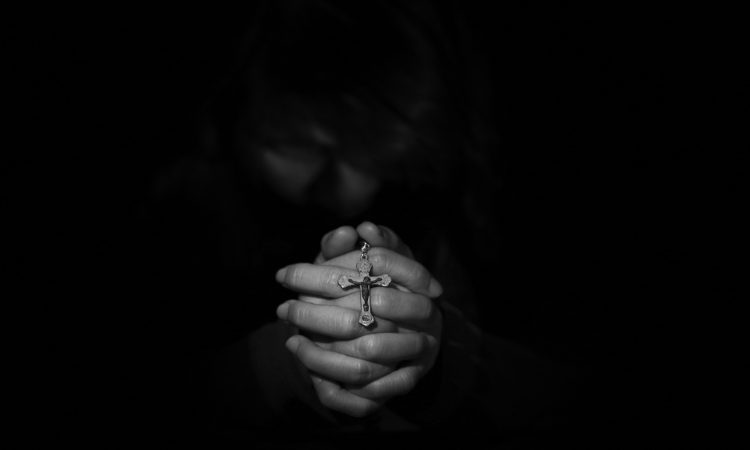 Προσευχή για συγχώρεση Άκου την προσευχή σου