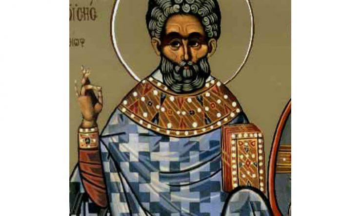 Όσιος Μωυσής
