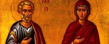 Άγιοι Ιωακείμ και Άννα οι Θεοπάτορες