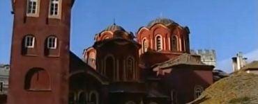 Άγιον Όρος - Ιερά Μονή Βατοπαιδίου