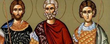 Άγιοι Πρόβος, Τάραχος και Ανδρόνικος