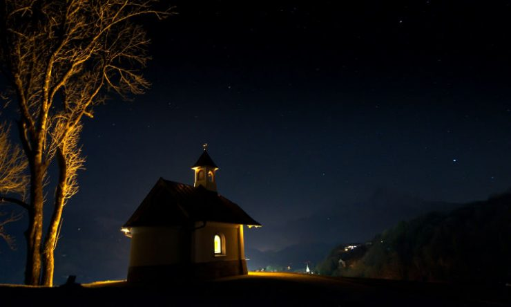 νυχτερινή προσευχή