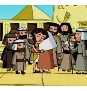 Ο Ιωσήφ και τα αδέλφια του