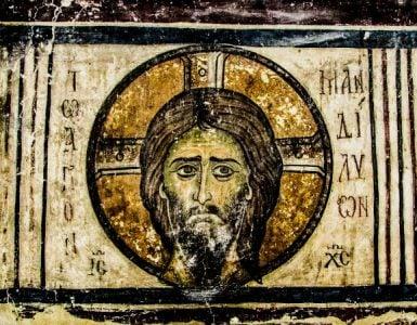Χριστός εισέρχεται στην καρδιά Η απόρρητος Λόγου Θεού κατάβασις Προσευχή στον Χριστό για βοήθεια