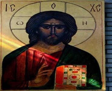 Χωρίς Χριστό Απάλλαξε με από τον πονηρό Πιστεύω Κύριε