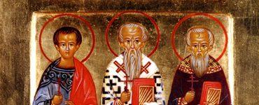 Άγιοι Ακεψιμάς, Ιωσήφ και Αειθαλάς