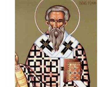 Άγιος Κλήμης Ιερομάρτυρας