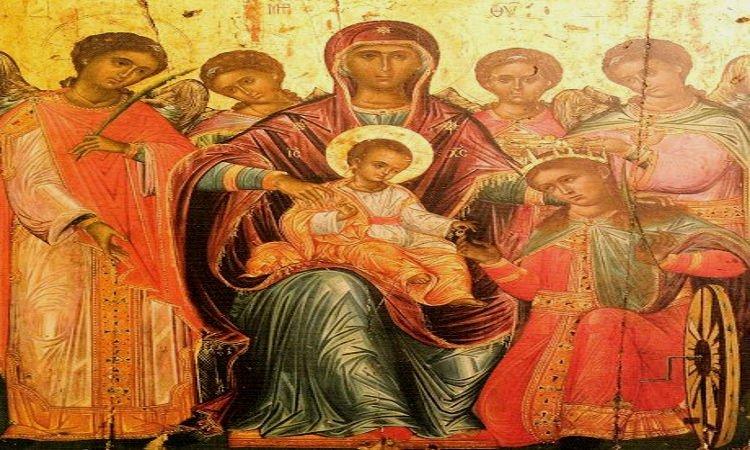 Η Μνηστεία της Αγίας Αικατερίνης