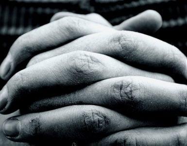 Προσευχή για μελαγχολία και αθυμία