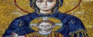 Προσευχή στην Παναγία Αγίου Νεκταρίου Εις την κλίμακα την ουράνιον, την Παρθένον