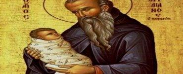 Προστάτης των παιδιών ο Άγιος Στυλιανός