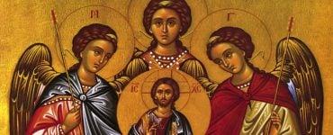 Σύναξις Αρχαγγέλων Μιχαήλ και Γαβριήλ
