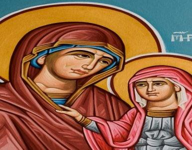 θαύμα Αγίας Άννας