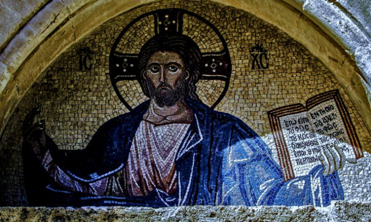 Θερμή ικεσία στον Κύριο Το πρόσωπο του Χριστού