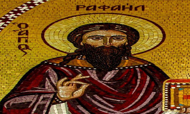 Η Θεσσαλονίκη υποδέχεται την Τιμία Κάρα του Αγίου Ραφαήλ