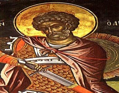 Άγιοι Μηνάς ο Καλλικέλαδος, Ερμογένης και Εύγραφος