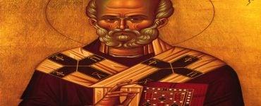 Άγιος Νικόλαος Αρχιεπίσκοπος Μύρων