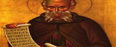 Άγιος Σάββας ο Ηγιασμένος