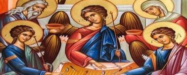 Ευχή στην Αγία Τριάδα Αγίου Πνεύματος