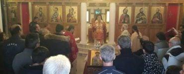 Πανηγυρική Θεία Λειτουργία στις Φυλακές των Γρεβενών