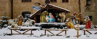 δώρο των Χριστουγέννων Λυτρωτής