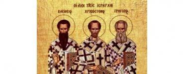 εορτασμό των Τριών Ιεραρχών
