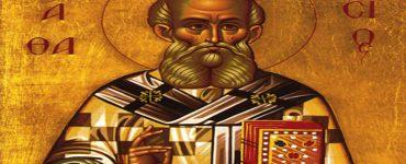 Άγιος Αθανάσιος ο Μέγας Πατριάρχης Αλεξανδρείας Πανήγυρις Αγίου Αθανασίου Παλαιοκάστρου