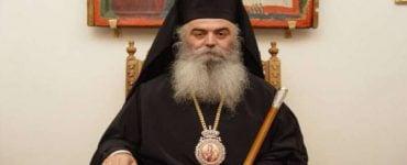 Καστοριάς Σεραφείμ: Βοηθήστε τη Μακεδονία