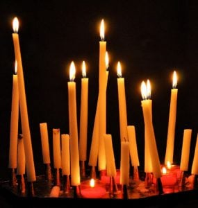 Η προσευχή είναι Αγρυπνία Μεγάλου Κανόνος στη Μεγάλη Παναγιά Θήβας