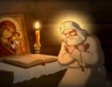 Ο Όσιος Σεραφείμ του Σαρώφ