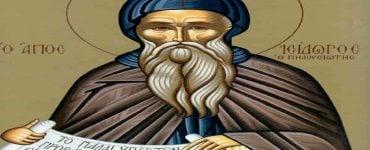 Όσιος Ισίδωρος ο Πηλουσιώτης