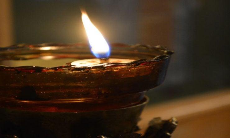 Η προσευχή, το κομποσχοίνι