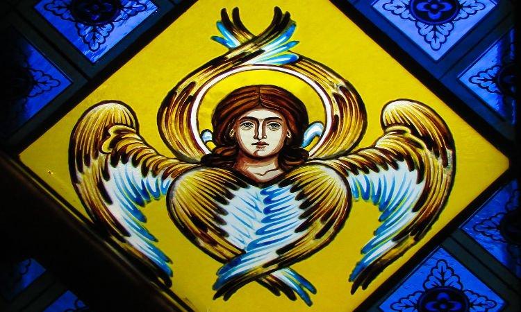 Άγγελοι συλλειτουργούν