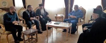 Ο Καθηγούμενος της Σίμωνος Πέτρας στον Αρχιεπίσκοπο Κύπρου
