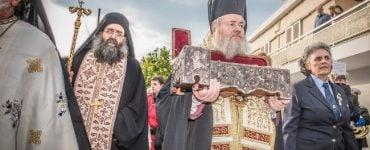 Χανιά υποδέχτηκαν Λείψανο του Αγίου Χαραλάμπους