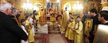 Κυριακή της Ορθοδοξίας στη Μητρόπολη Ναυπάκτου
